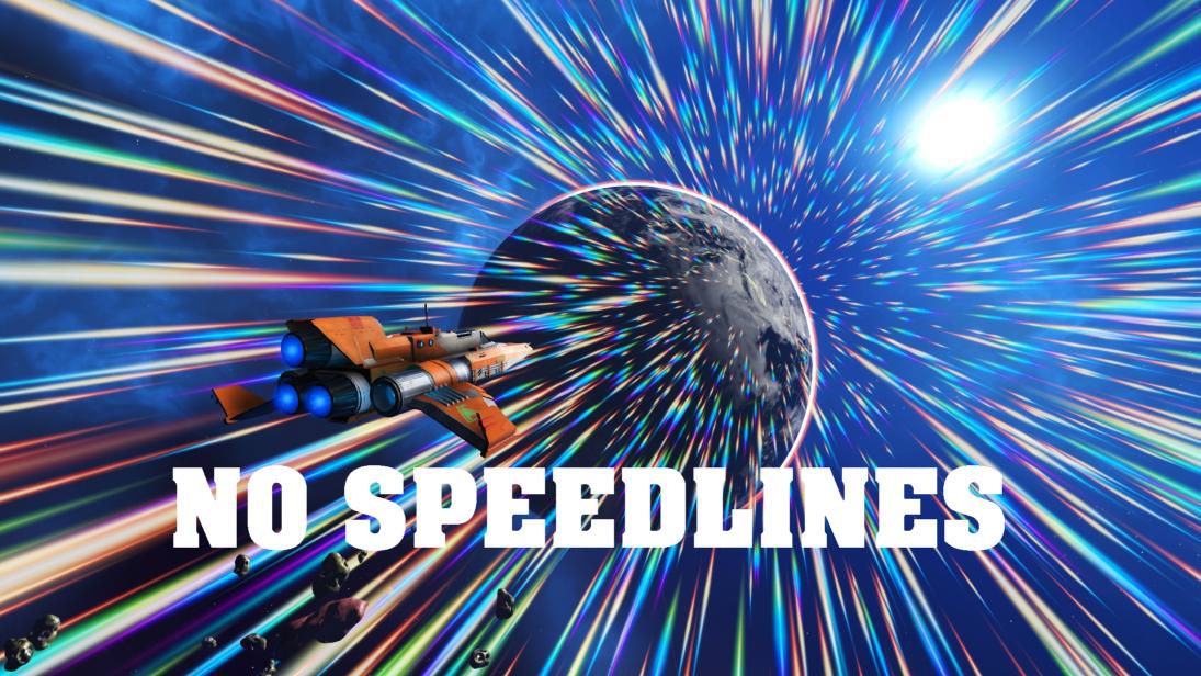 No Speedlines