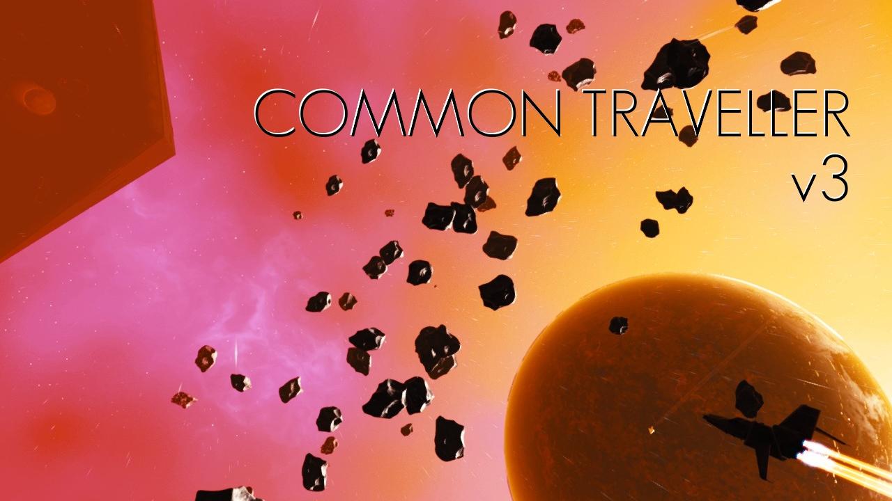 Common Traveler for Atlas Rises
