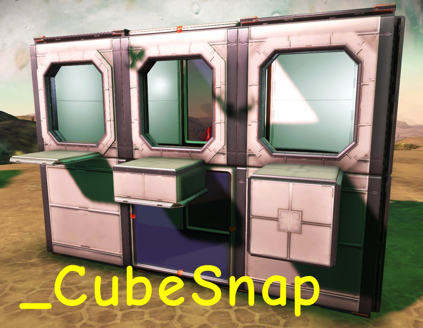 _CubeSnap – Infrastructure Floor Tiles / Cube Snapping to Cuboid Rooms