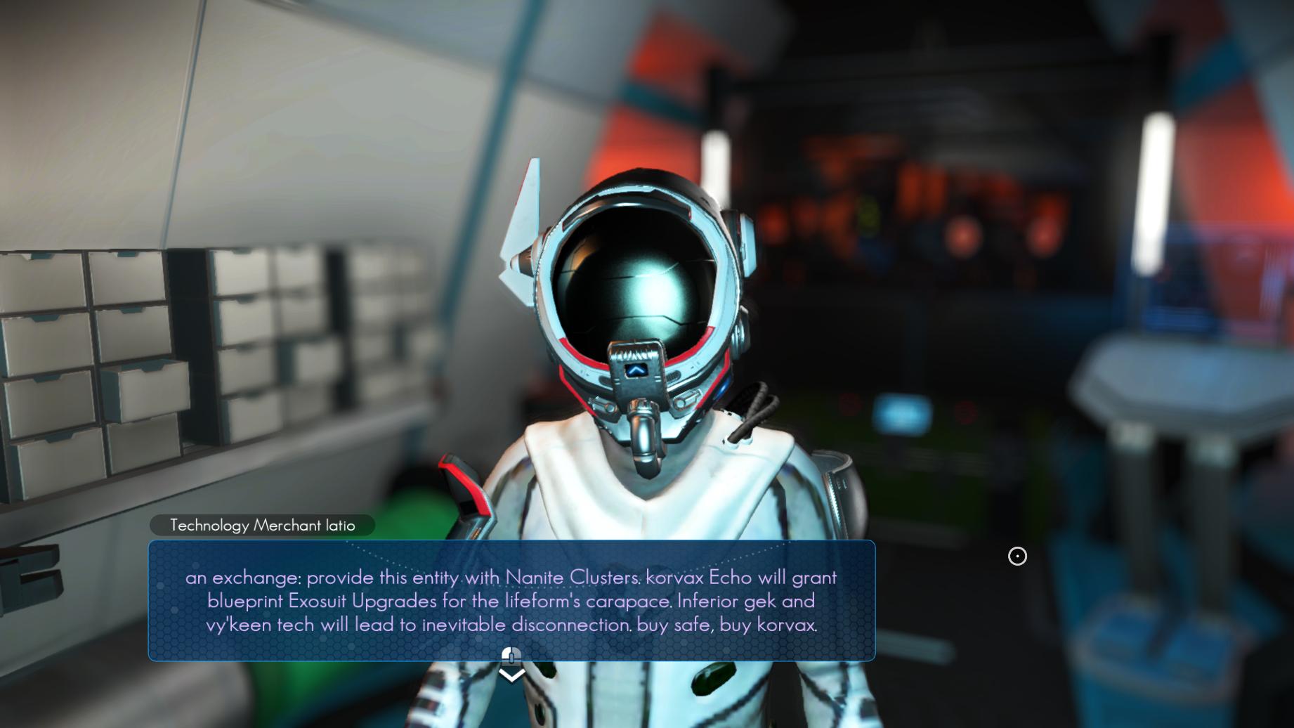 Nyxara's Dialogue Fix! (ENG)