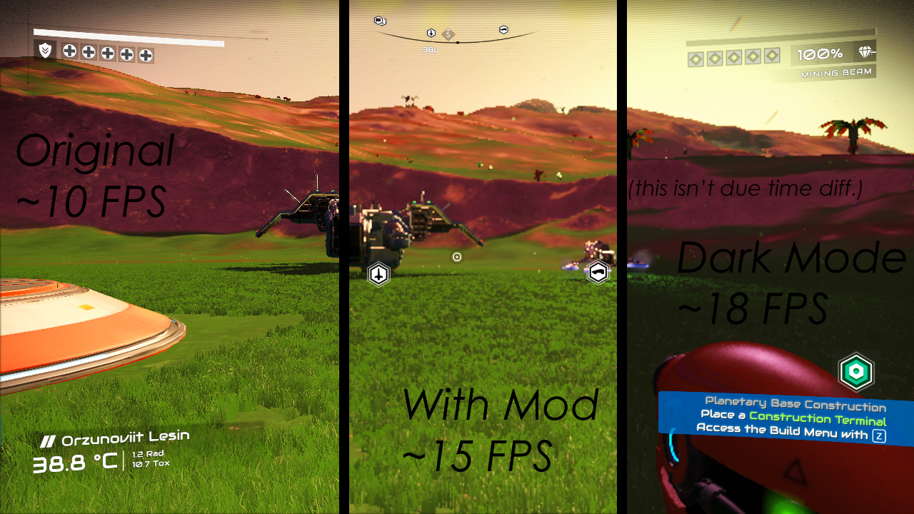 Low Graphics Mod without changing UI Resolution (Atlas Rises v1.38)