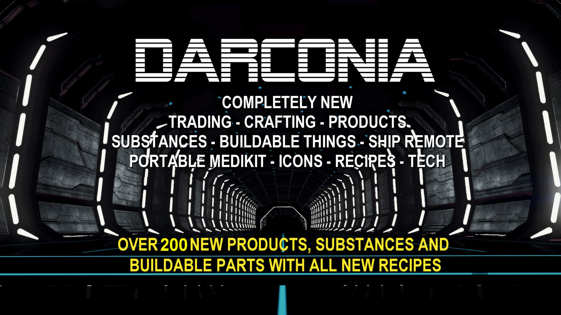 DARCONIA 2018 AR