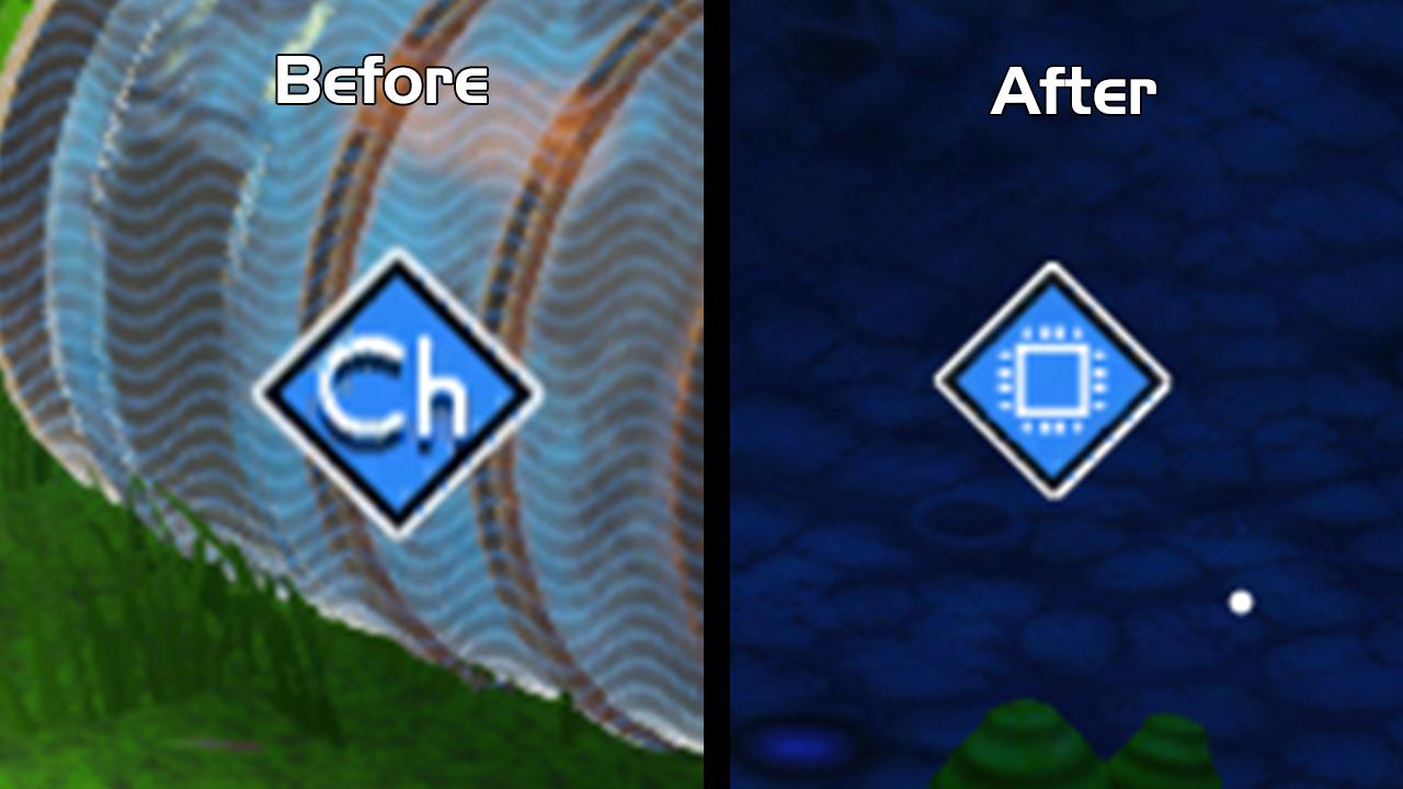 Different Sentinel Debris Icon (Atlas Rises)