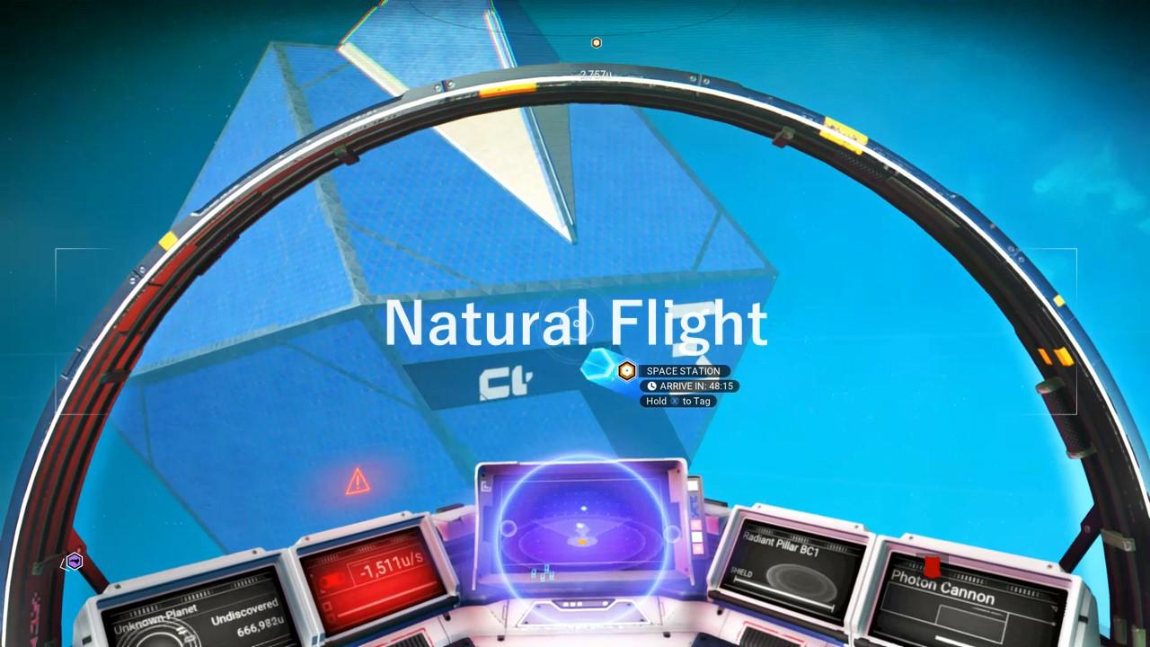 Natural Flight