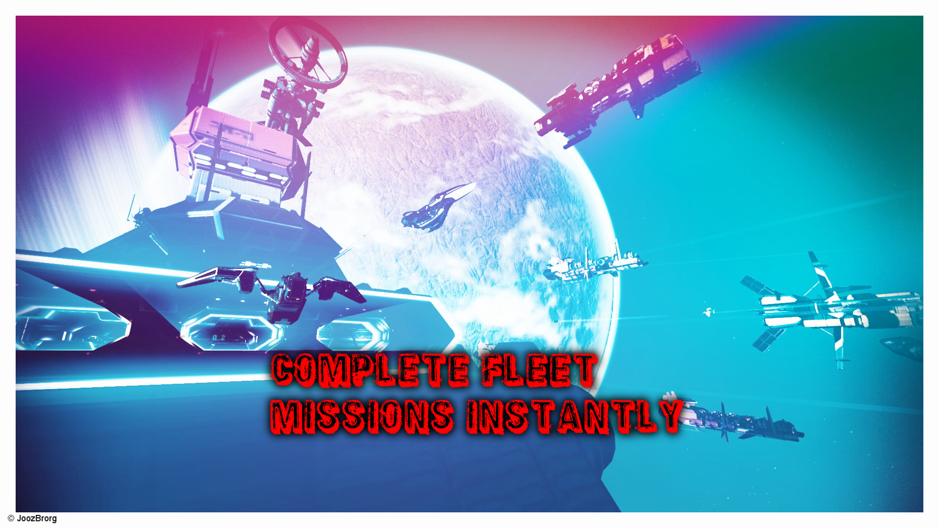 Complete Fleet Missions instantly
