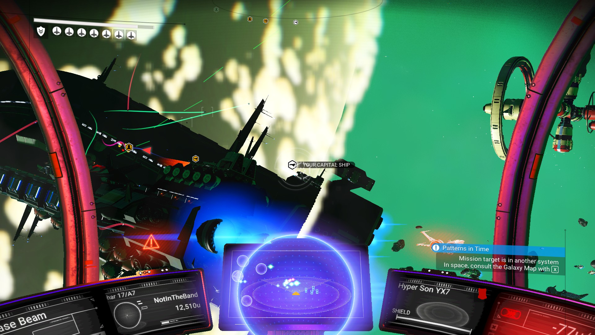 Freighter Control – Allows Multiple Player Freighters in System