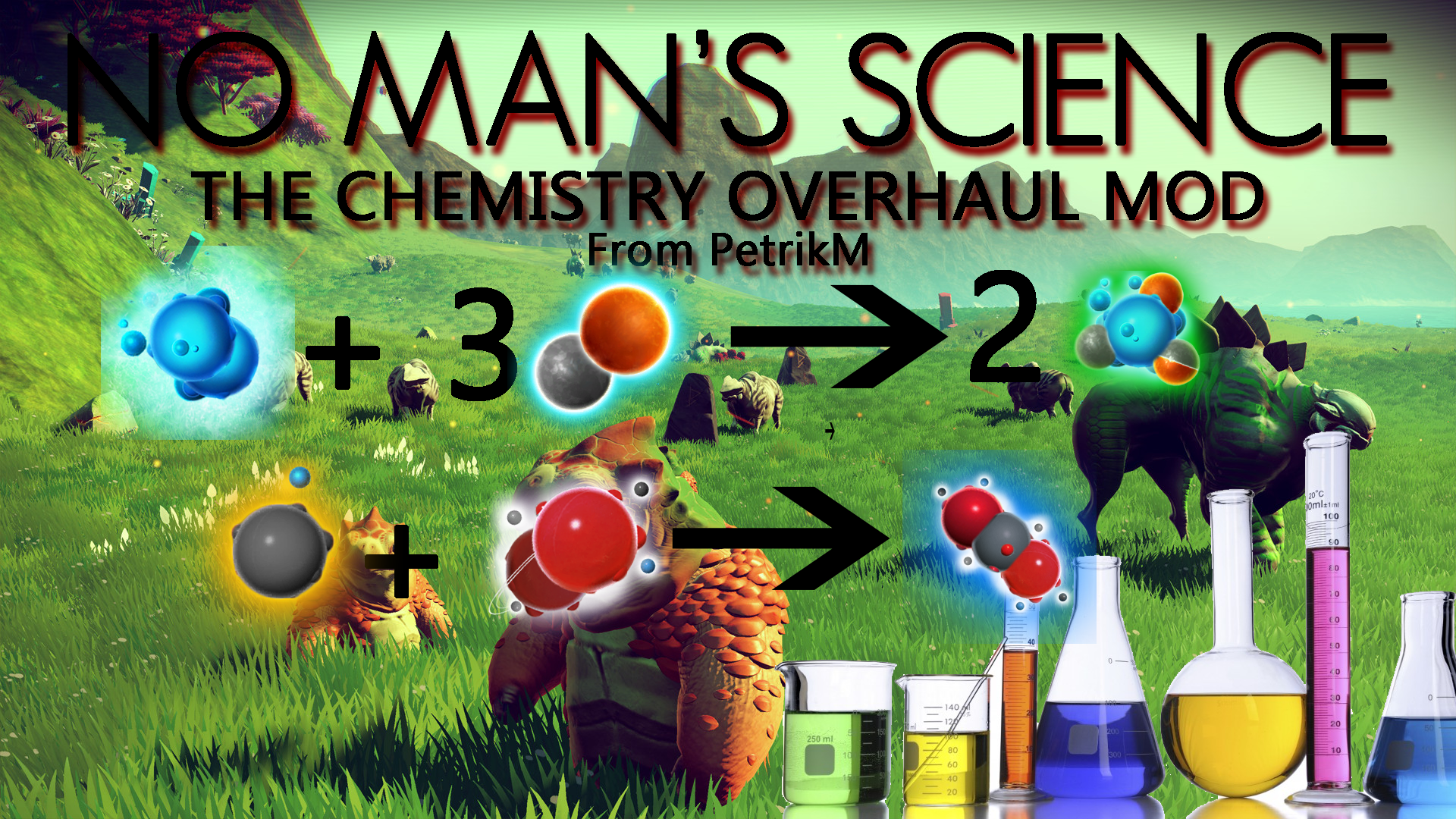 No Man's Science for 1.7 (Chemistry Fixes)