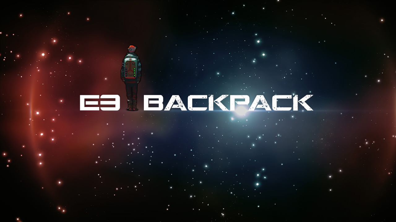 E3 Backpack