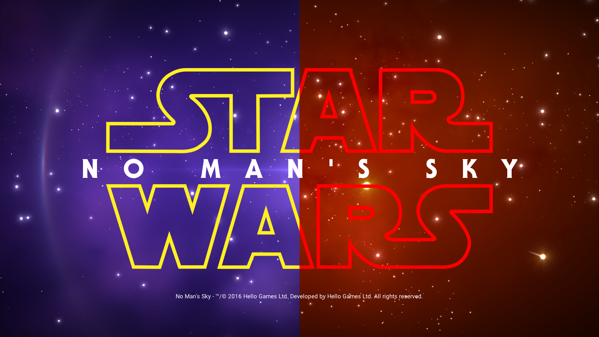 Star Wars Intro Logo