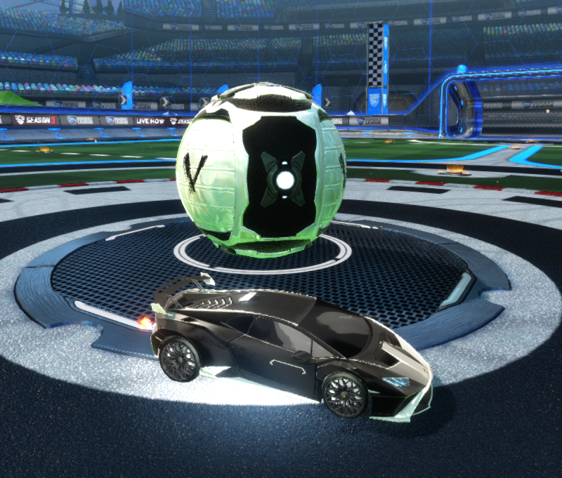 My cool ball