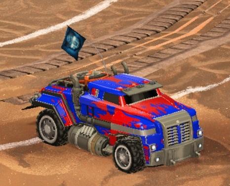 OPTIMUS PRIME SET FOR ROADHOG XL