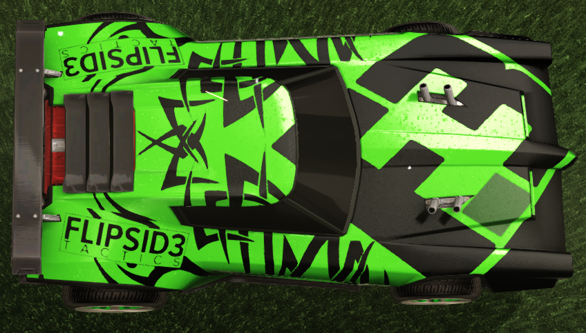 Dominus Flipsid3 – Quality texture (not high quality)