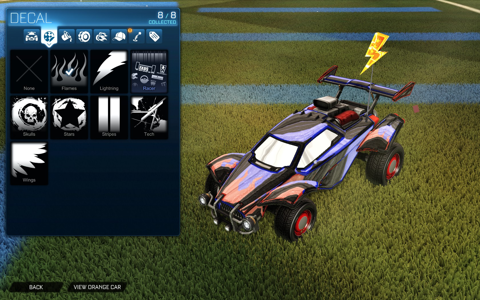 EPIC CLEAN DECAL (FOR ALL CARS)