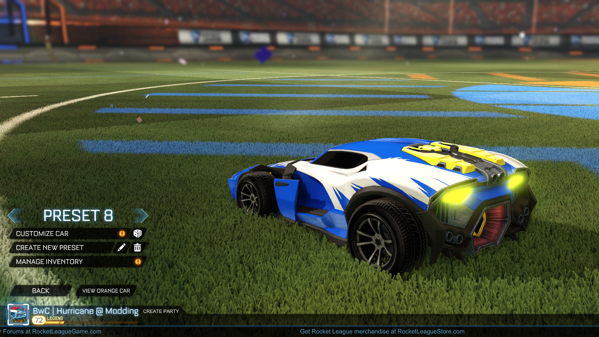 updated: Breakout TypeS Engine new colors + var Decal (Black/White…)