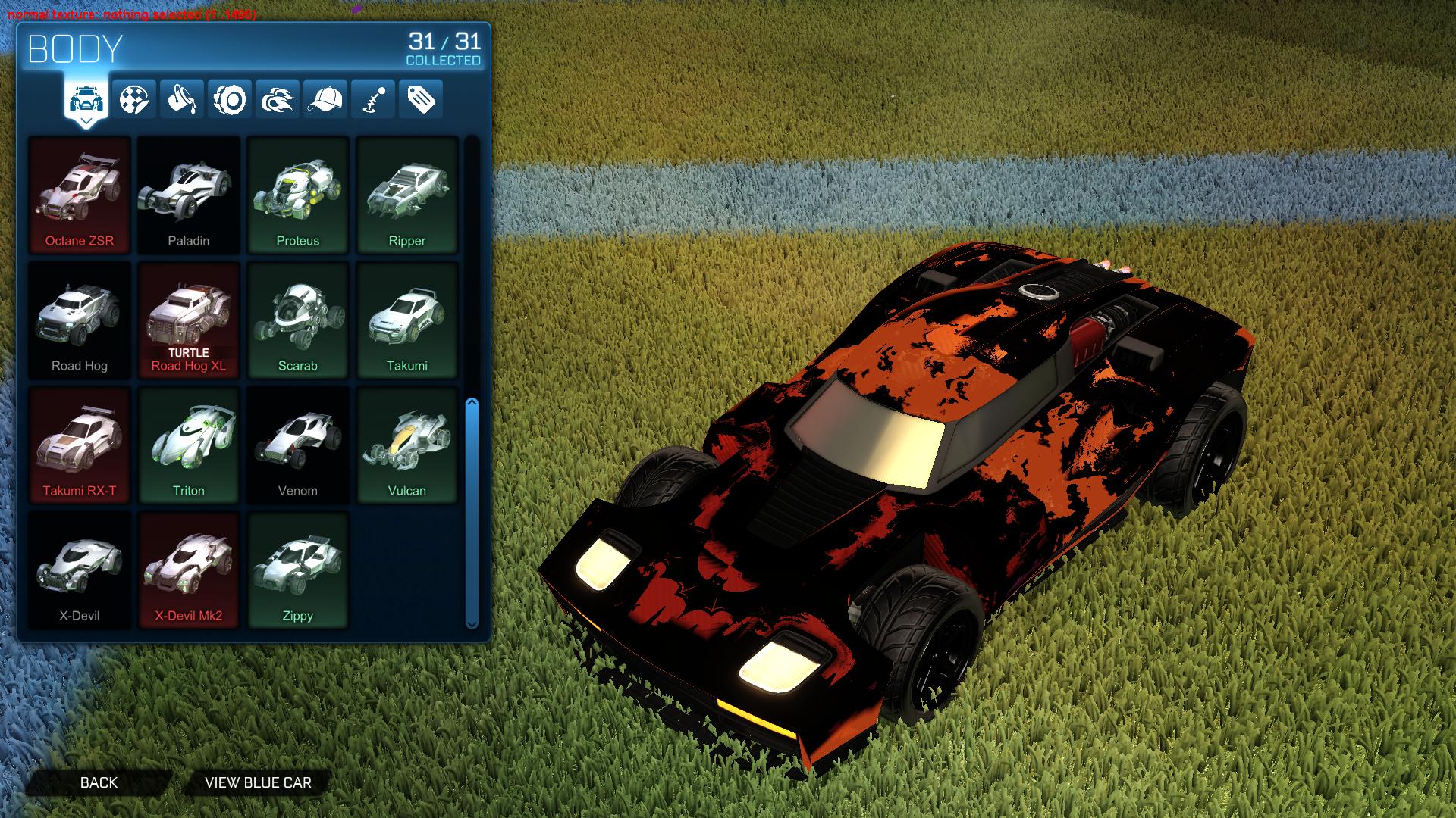Black Market Vampire (Repl. Heatwave)