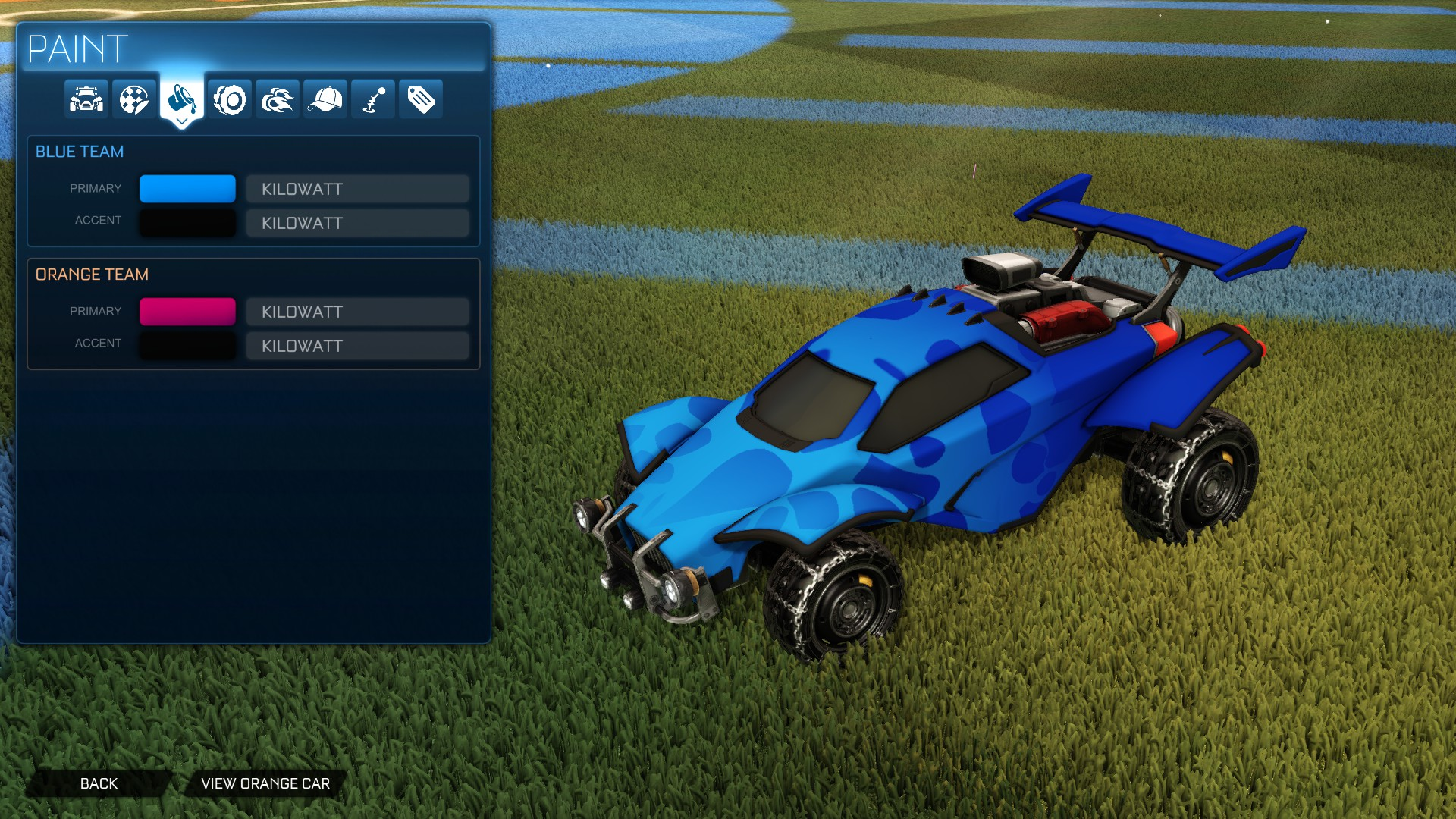 3 new animated decal for octane: stone,matrix,hexagons
