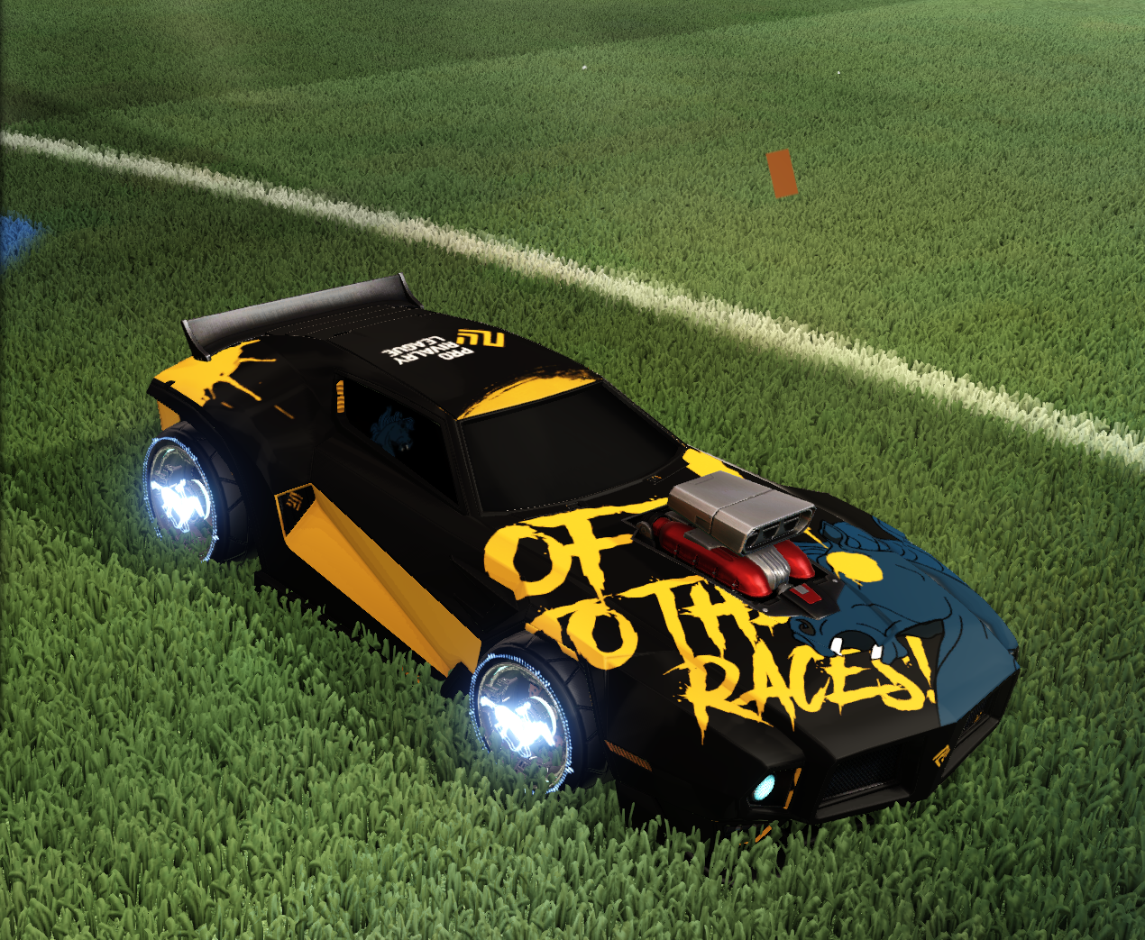 Pro Rivalry League Off to the Races! Dominus GT [PRL Official]