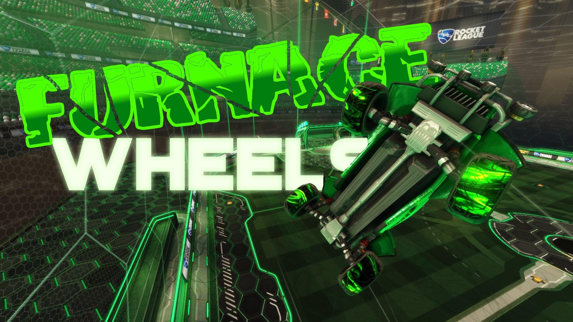 FURNACE WHEELS – [All wheels]