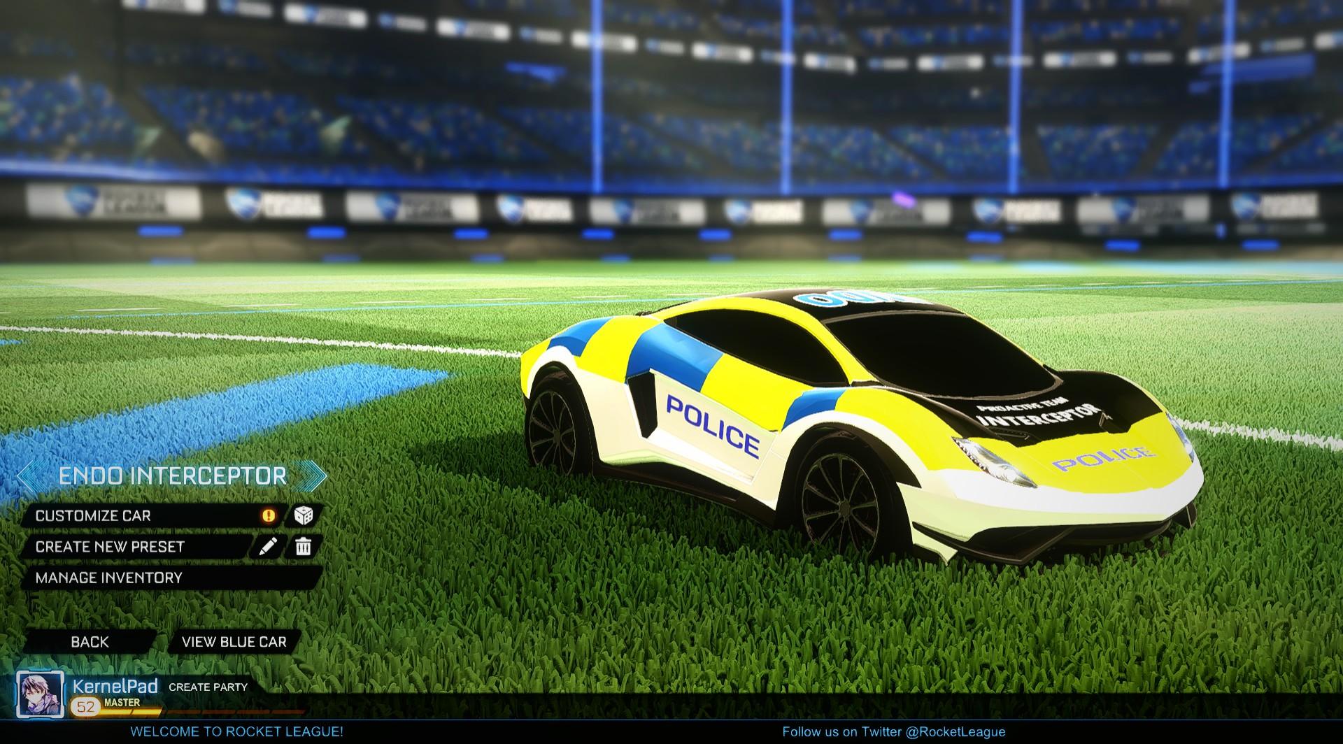 Endo | Police Interceptor