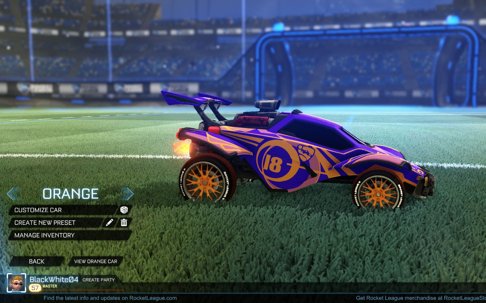 RocketLeague Tires