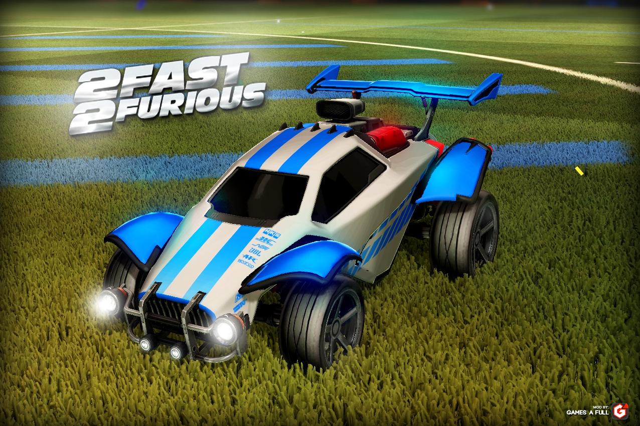 Octane Skyline R34 Fast and Furious
