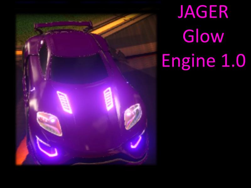 Jager GlowEngine 1.0(+var decal)