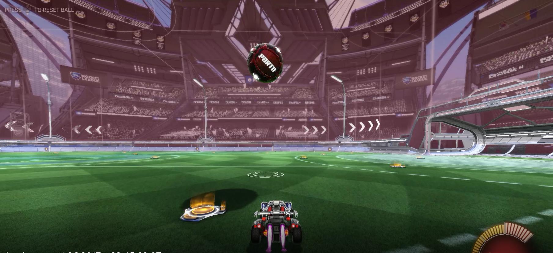 Nasty Porto Ball Mod