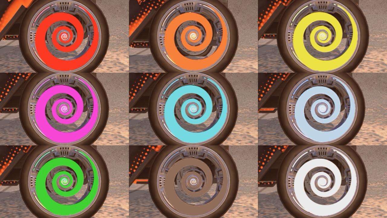 Illusion (Animated Wheels)