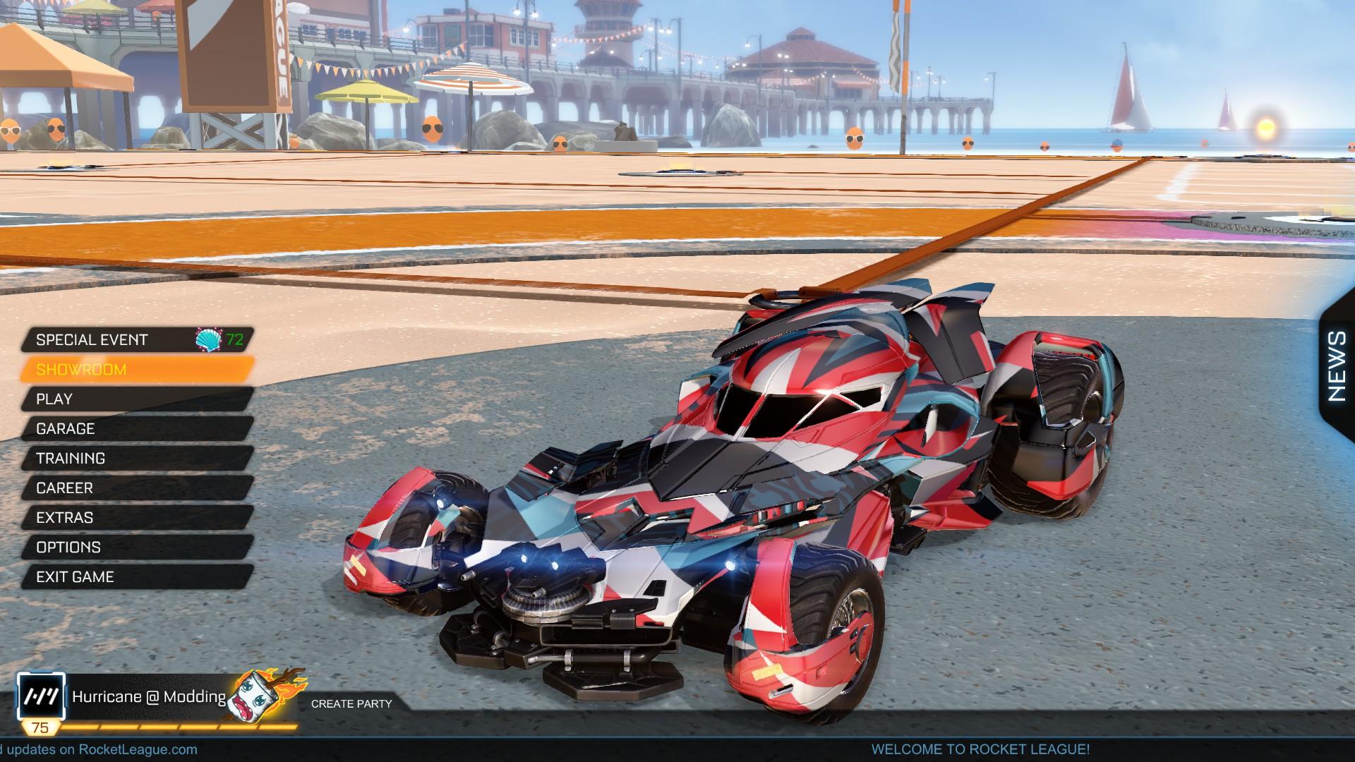 Batmobile PointDisarray
