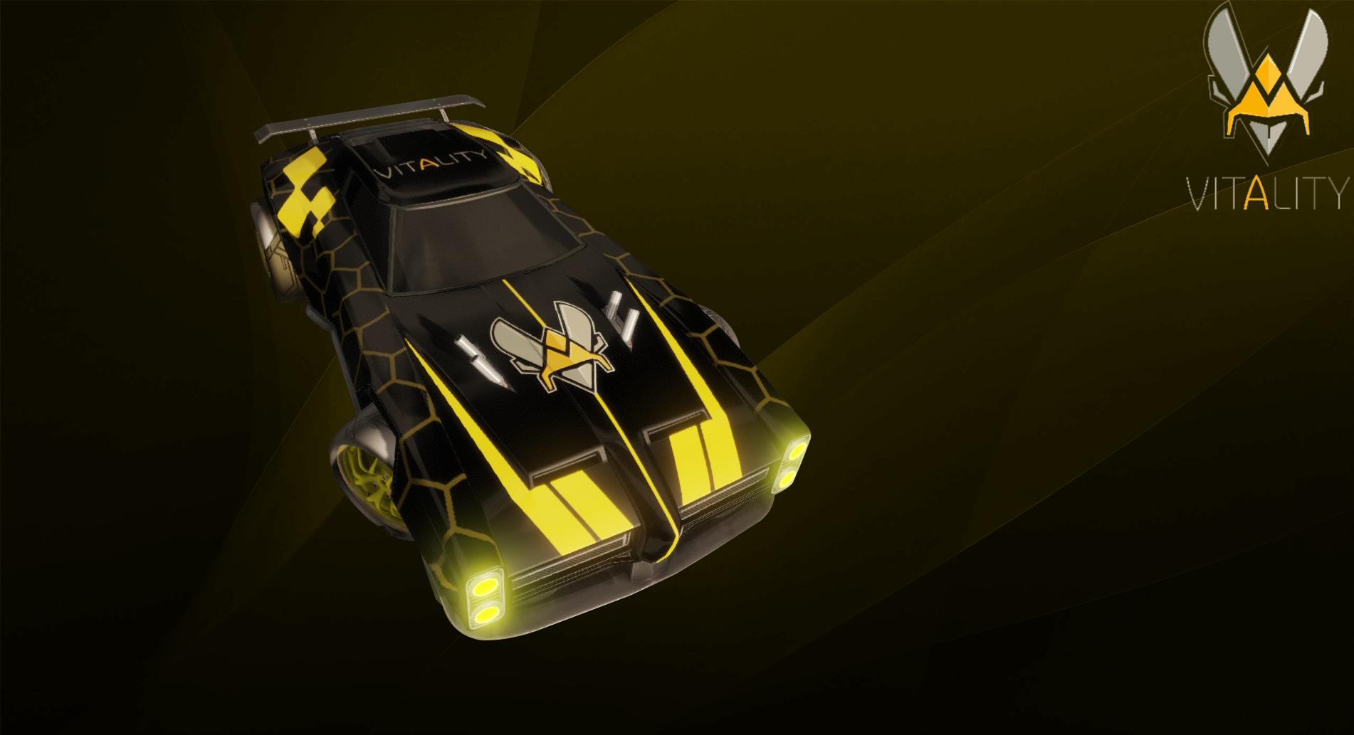 Renault Vitality Dominus Skin