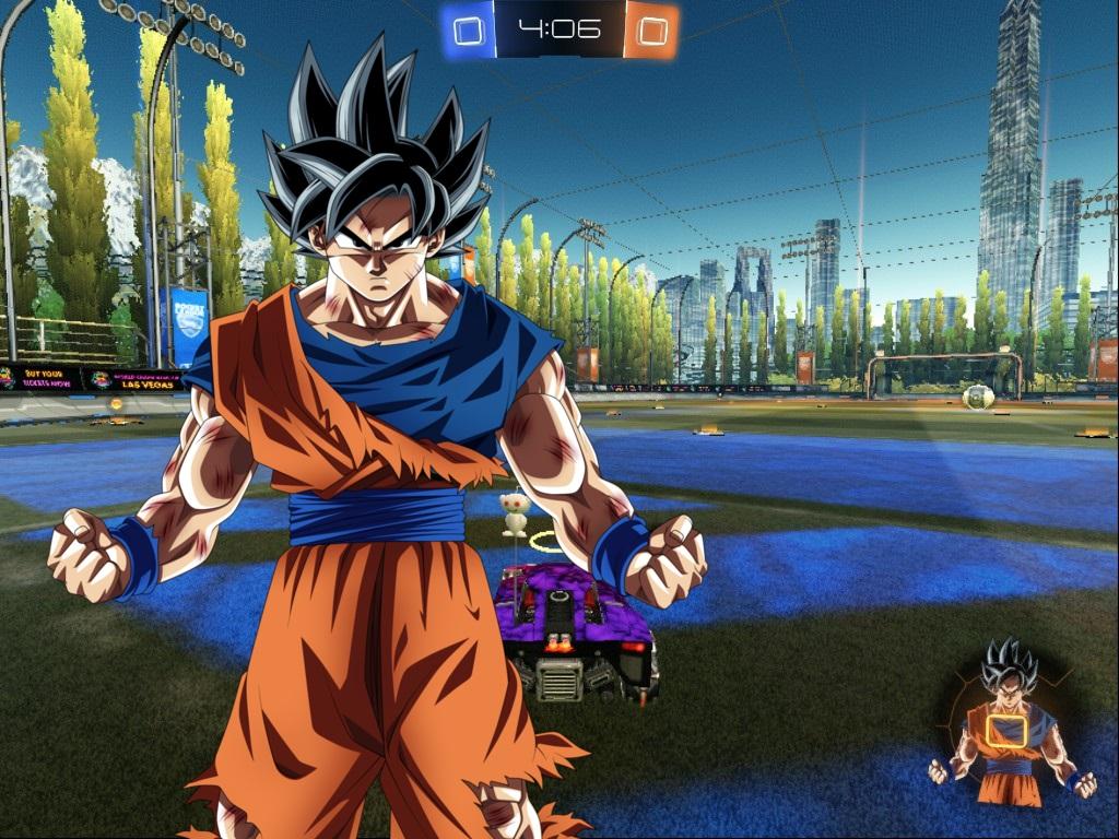 Goku Ultra Instinct (Migatte no Gokui) Boost Gauge