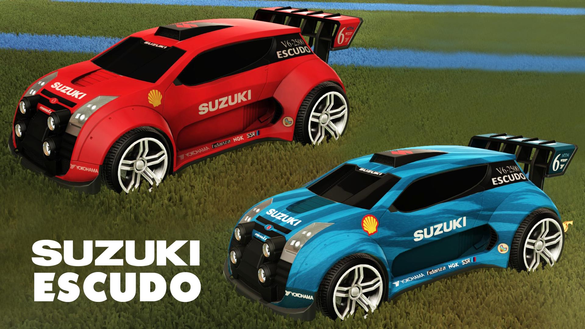 Fast 4WD: 1996 Suzuki Escudo Pikes Peak