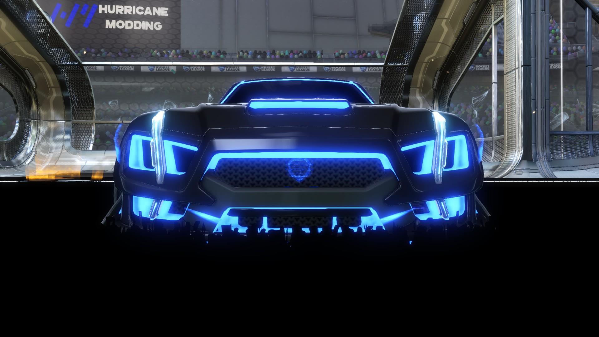 Maverick GXT Tron Edition
