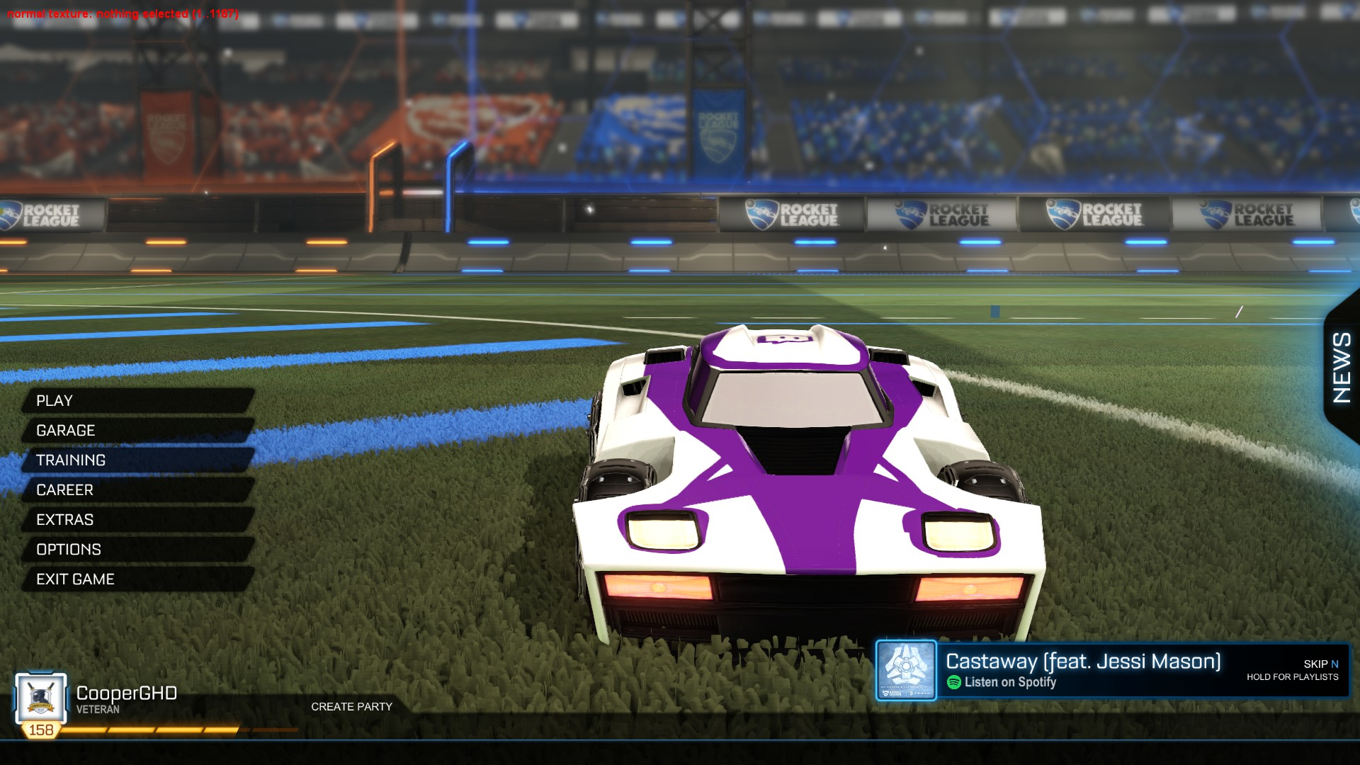 Breakout Twitch Decal
