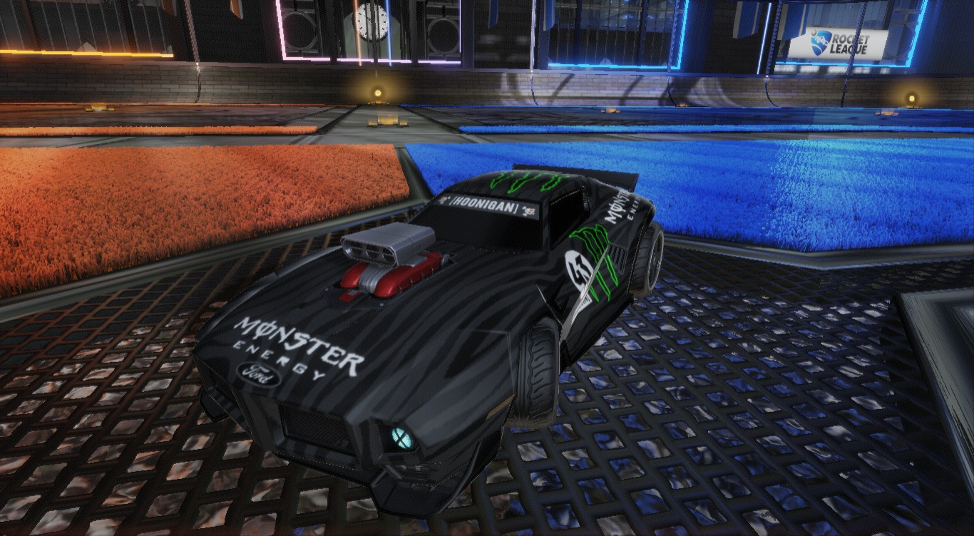 HOONICORN DECAL FOR DOMINUS GT