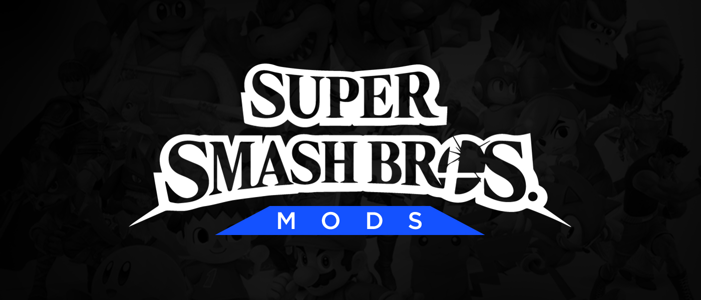 Welcome to Sm4sh Mods