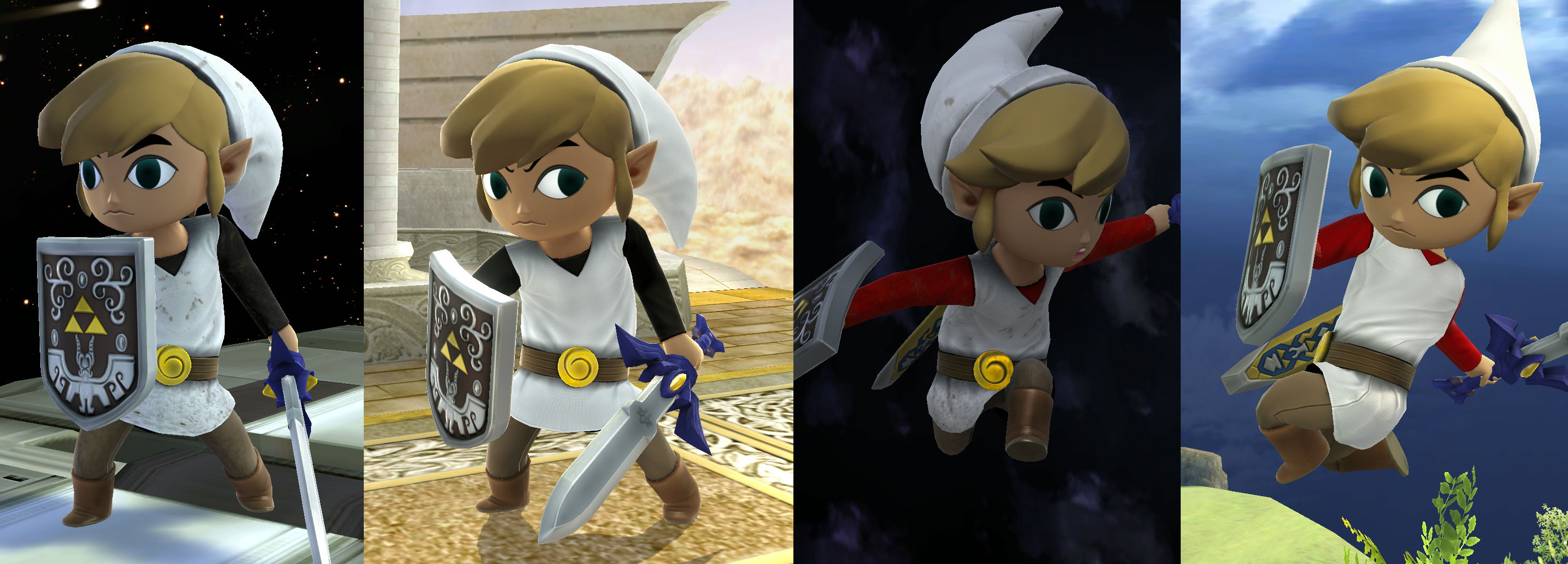 Toon Link WR-WB/Dirty
