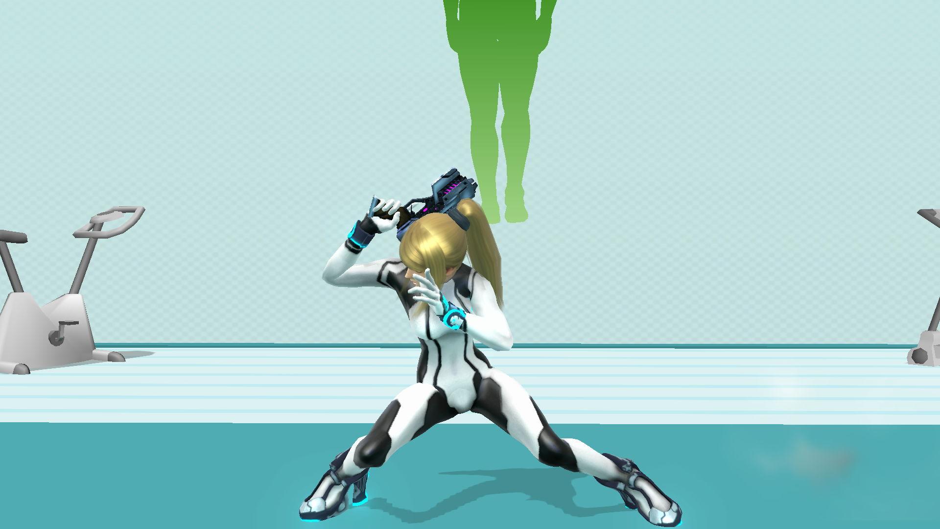 Zero Suit Samus WB