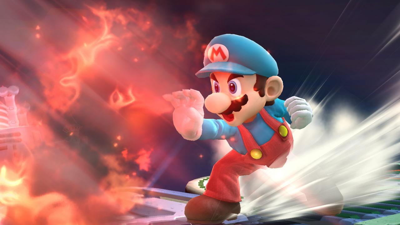 Mario (Ice Flower Attire)