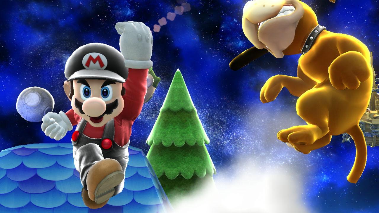 Mario (Red Star Attire)
