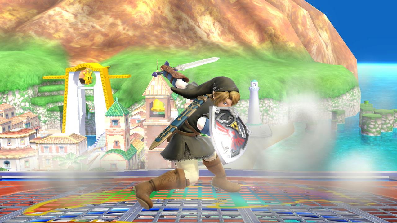Link (Black Tunic Attire)