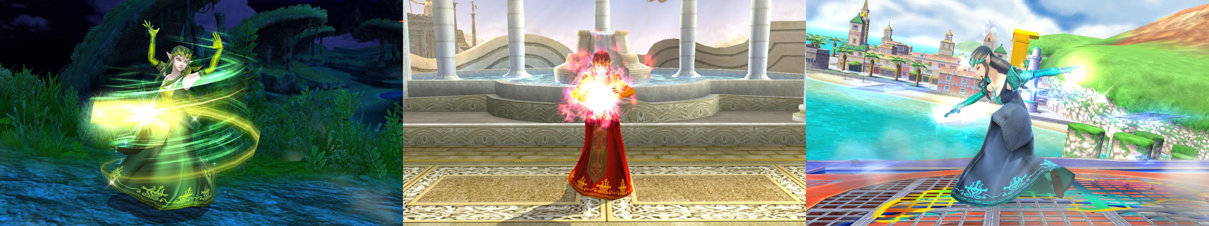 Zelda (Divine Goddess Special)