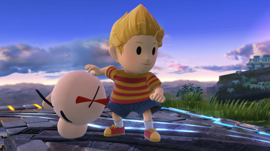 FIXED Lucas' Item Idle animation + frame 4 down air and an up-tilt animation taken from Mii Brawler.