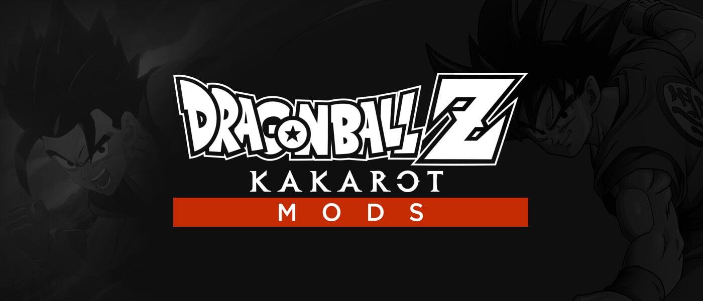 Let's mod DBZ Kakarot!