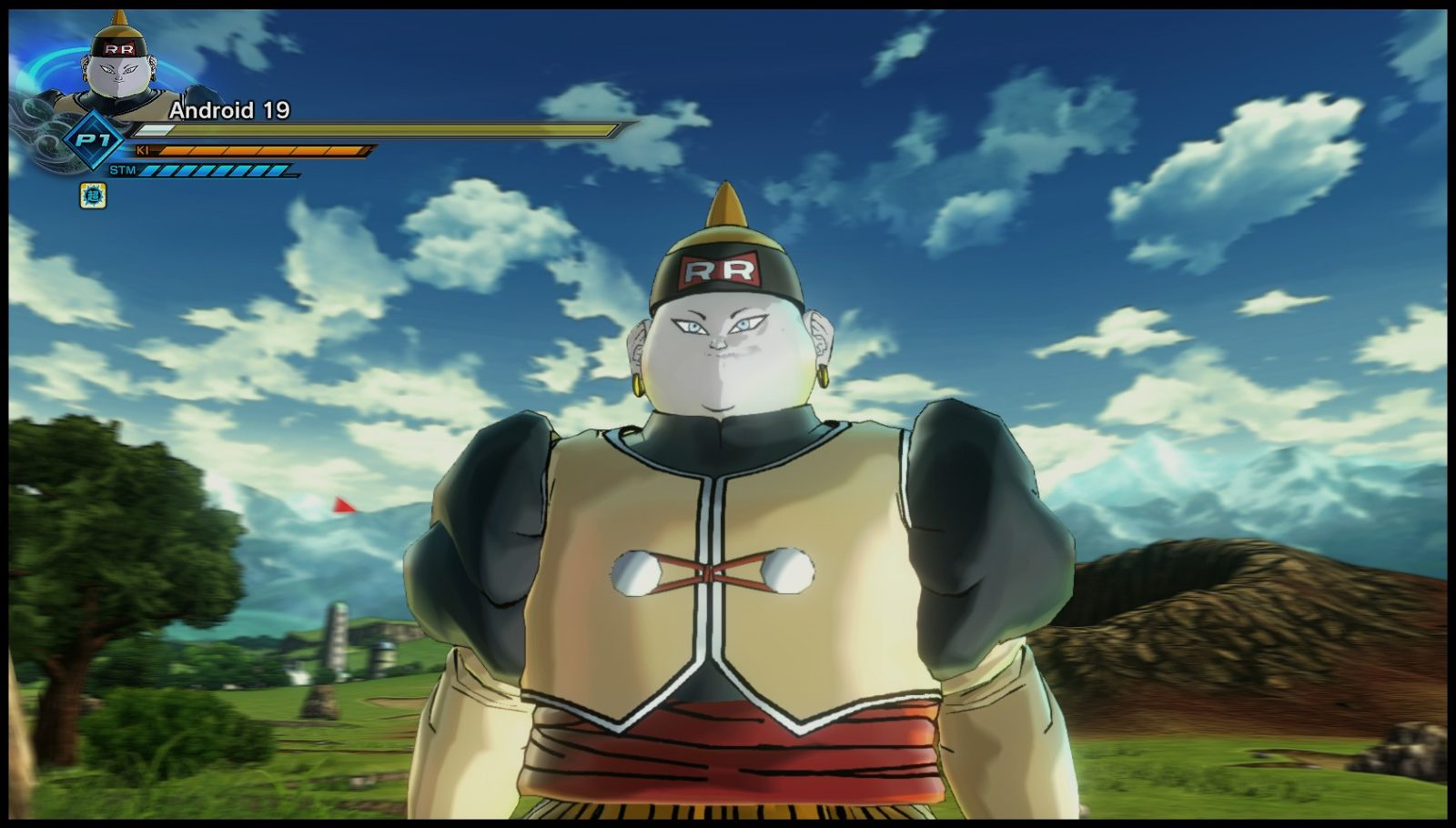 Android 19 V.2 - Xenoverse Mods