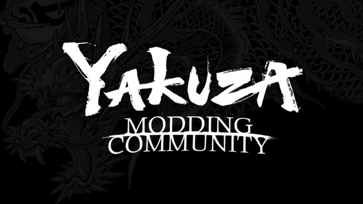 Yakuza Modding Community Discord