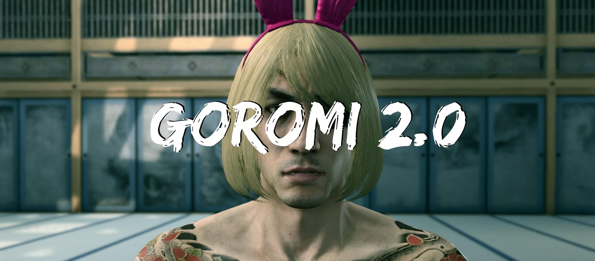 Yakuza Kiwami 2 – Goromi 2.0