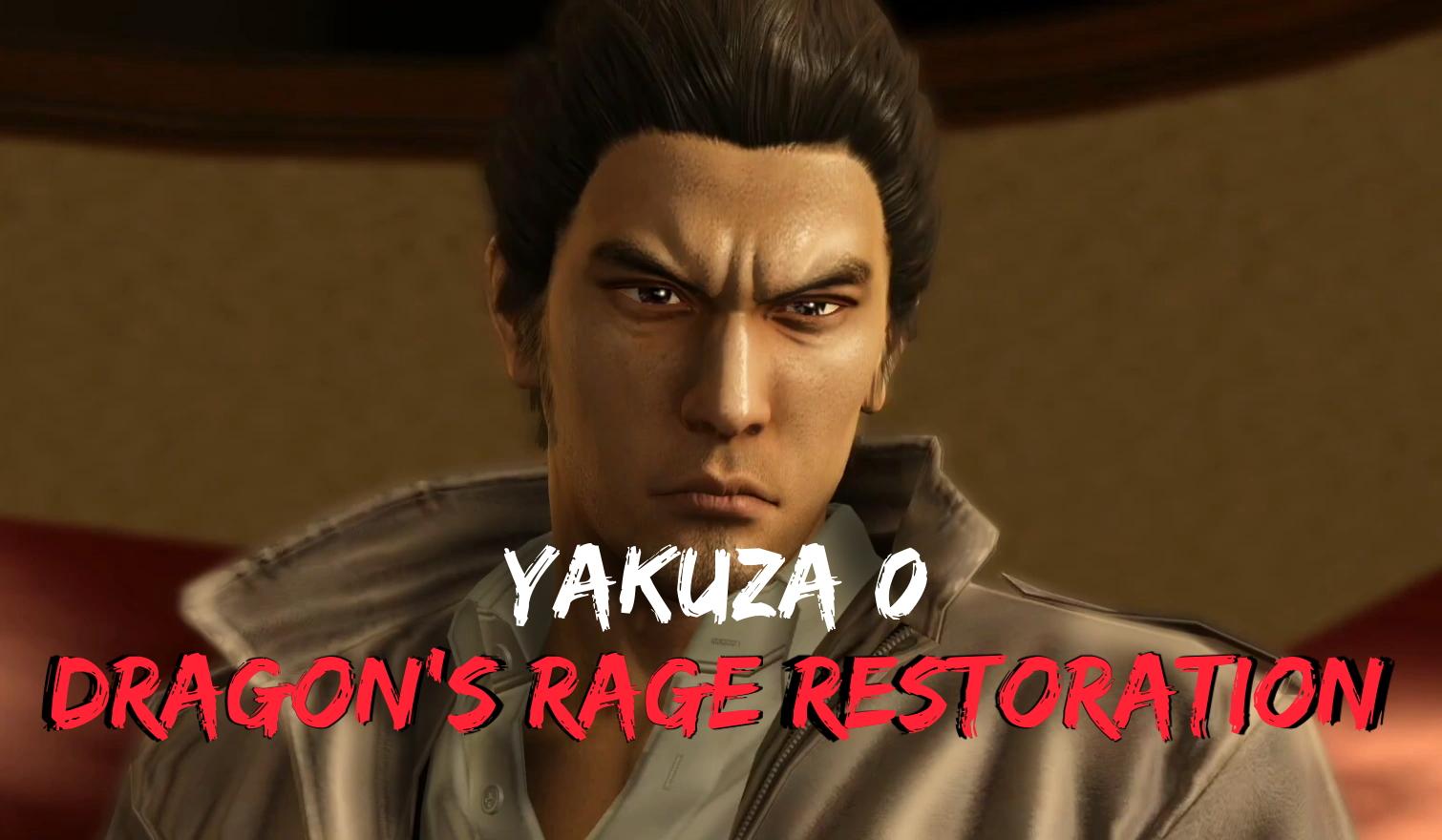 Dragon's Rage Restoration